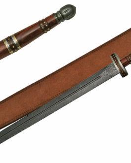 37″ IMPERIAL DAMASCUS SWORD